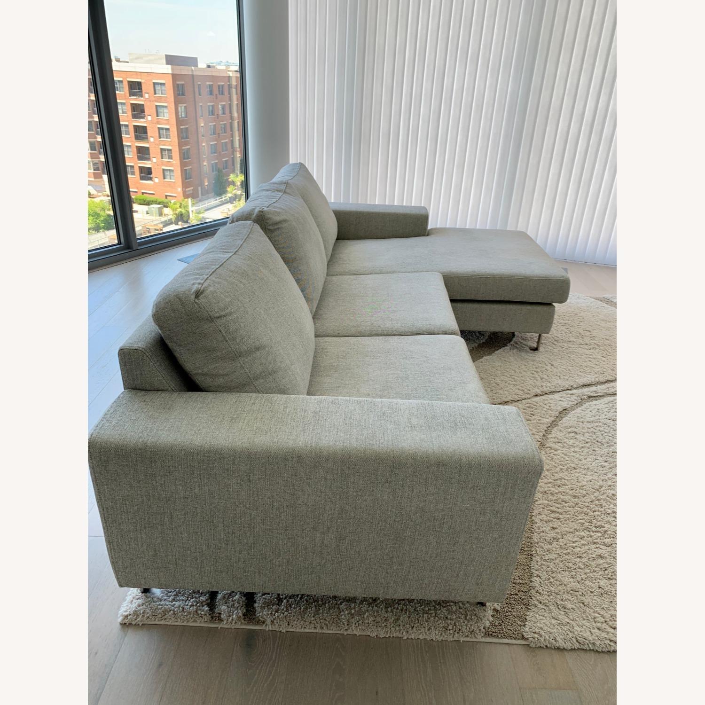 BoConcept Modern Designer Sofa - image-3