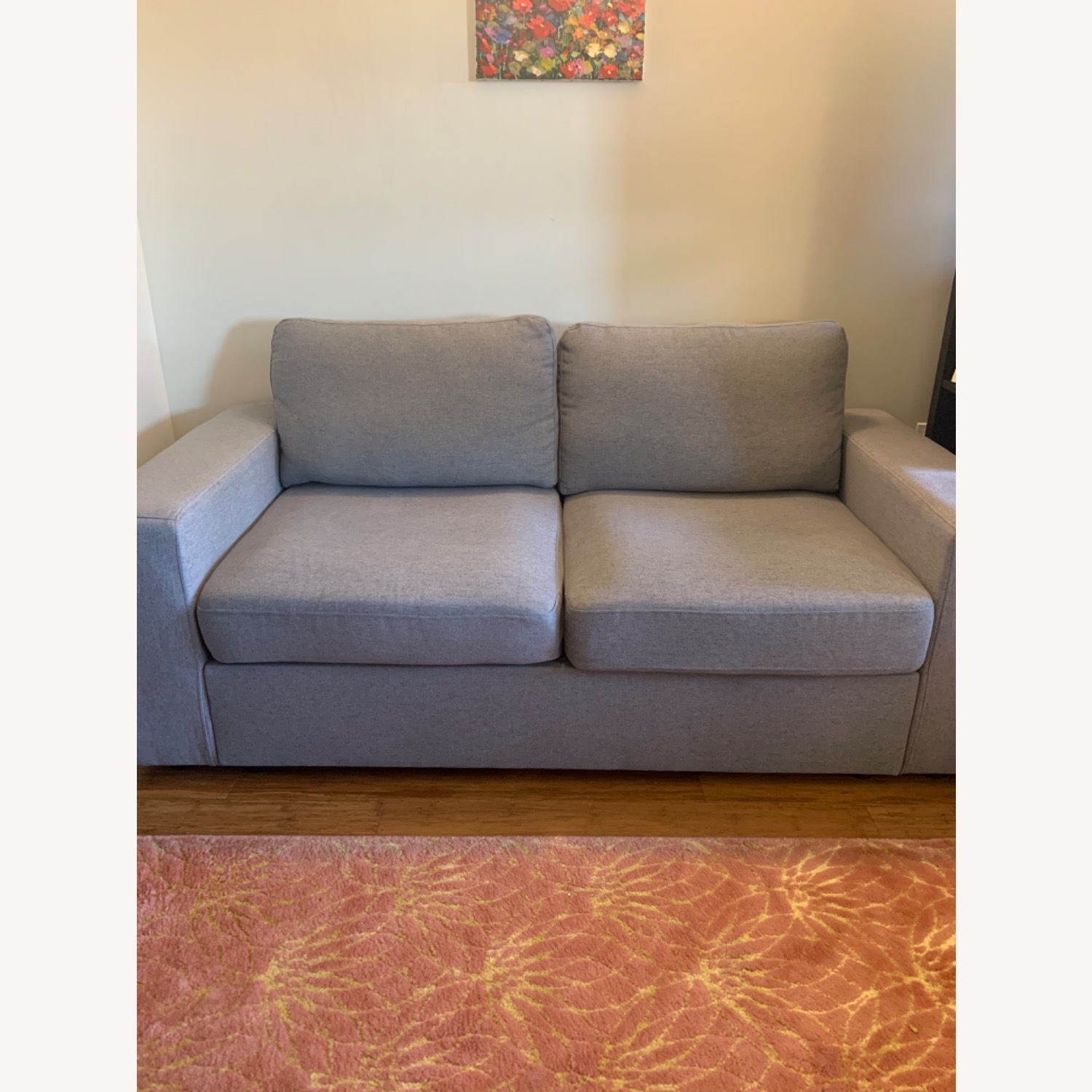 Wayfair Gosnell Reversible Loveseat & Ottoman - image-2
