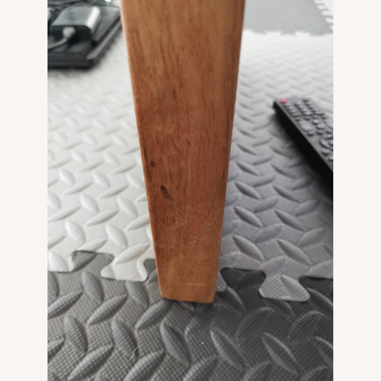 World Market Live Edge Wood Coffee Table - image-6