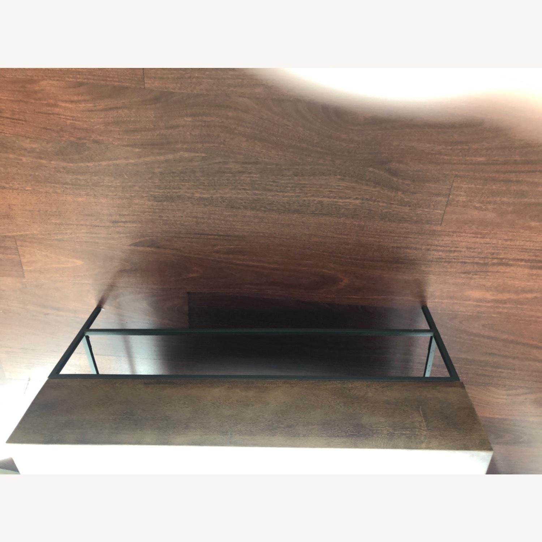 West Elm Storage Coffee Table - image-8