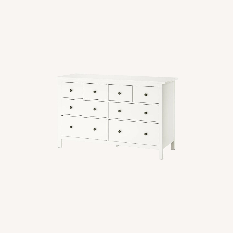 IKEA Hemnes 8 Drawer Dresser - image-0