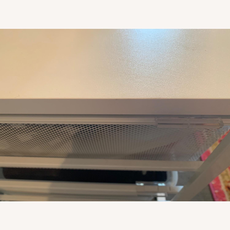 Elfa White Cabinet-Sized Elfa 2-Drawer Solution - image-4