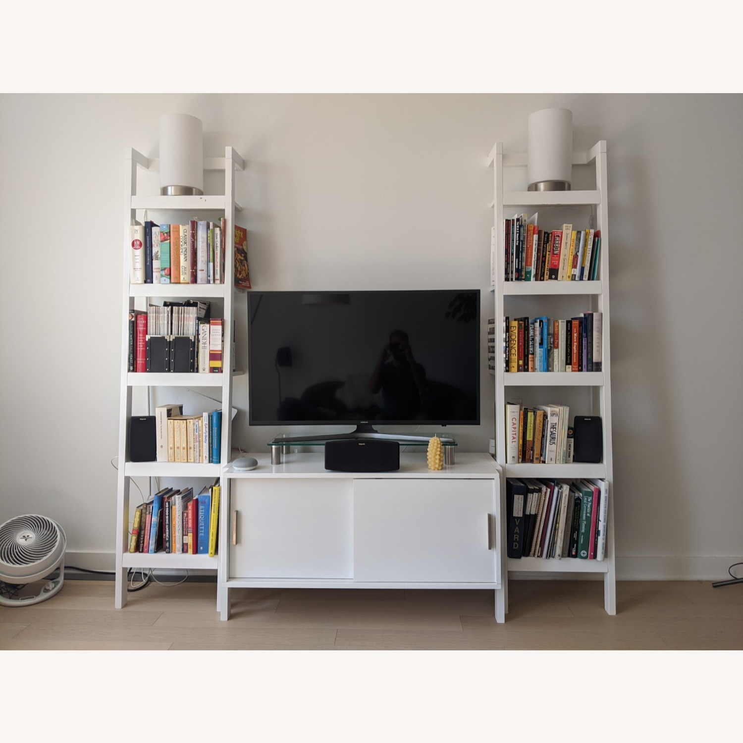 Crate and Barrel Sawyer Media Center - image-2