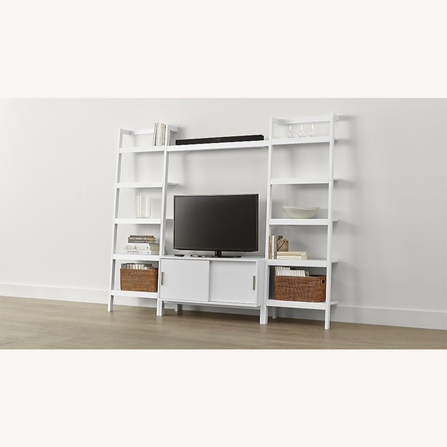 Crate and Barrel Sawyer Media Center - image-1