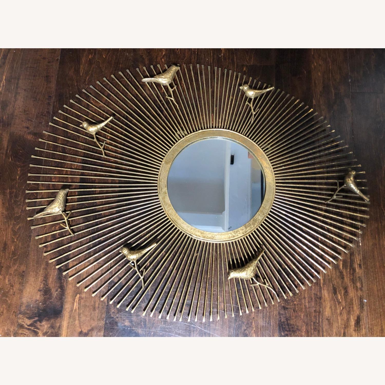 Safavieh Sunburst Bird Accent Mirror - image-1