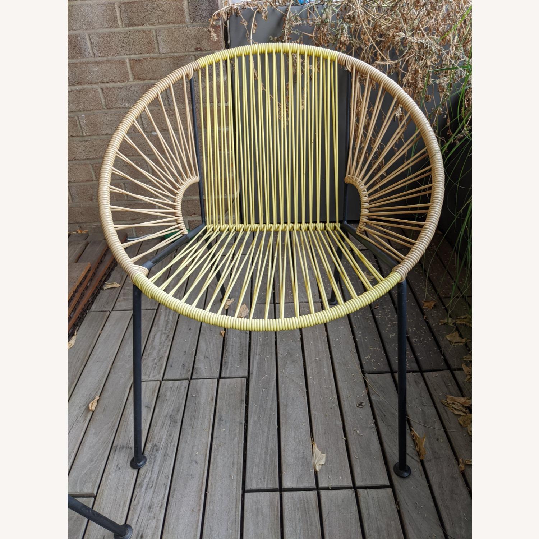 CB2 Ixtapa Outdoor Lounge Chair - image-3