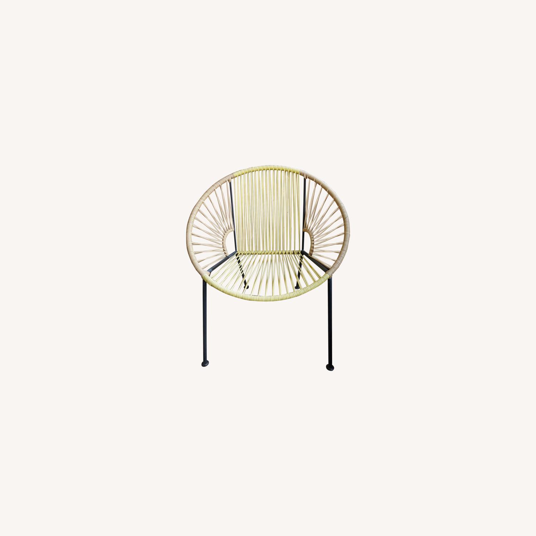 CB2 Ixtapa Outdoor Lounge Chair - image-0