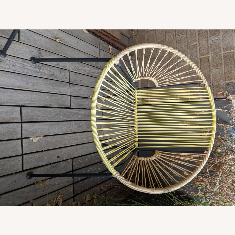 CB2 Ixtapa Outdoor Lounge Chair - image-8