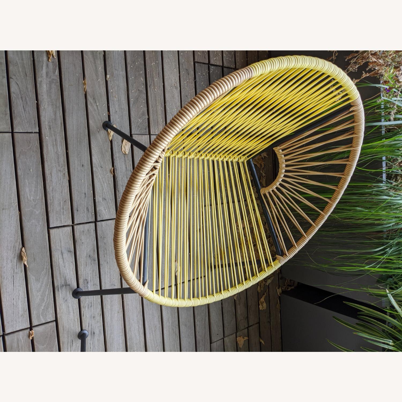 CB2 Ixtapa Outdoor Lounge Chair - image-9