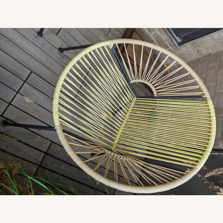 CB2 Ixtapa Outdoor Lounge Chair - image-7