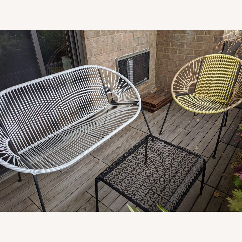CB2 Ixtapa Outdoor Lounge Chair - image-5