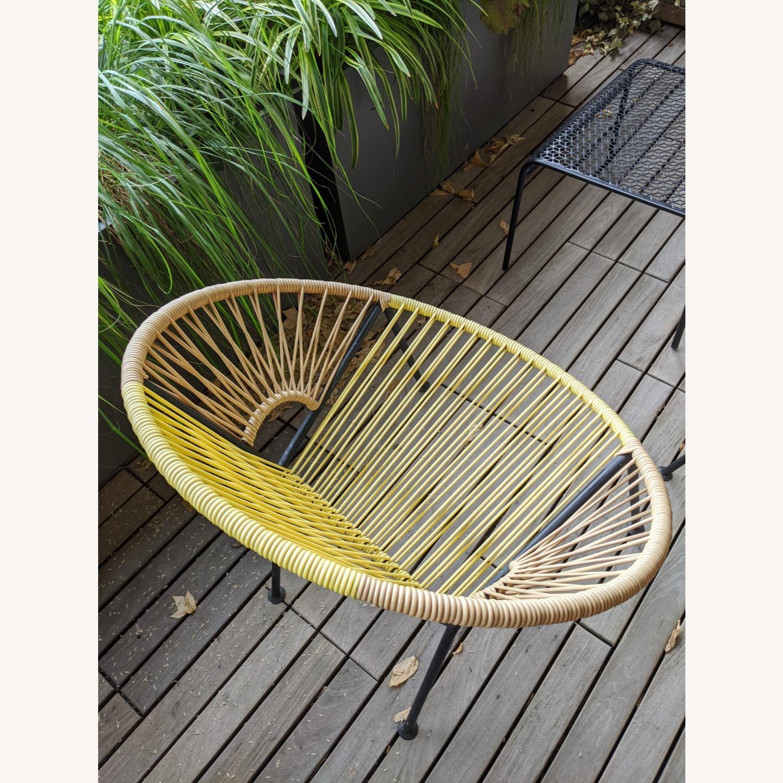 CB2 Ixtapa Outdoor Lounge Chair - image-6