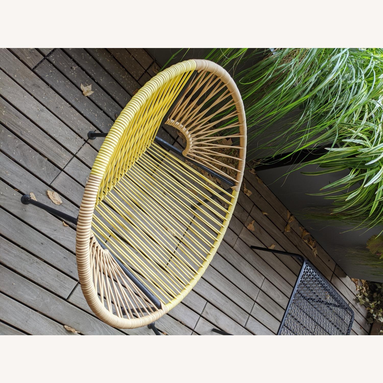 CB2 Ixtapa Outdoor Lounge Chair - image-11