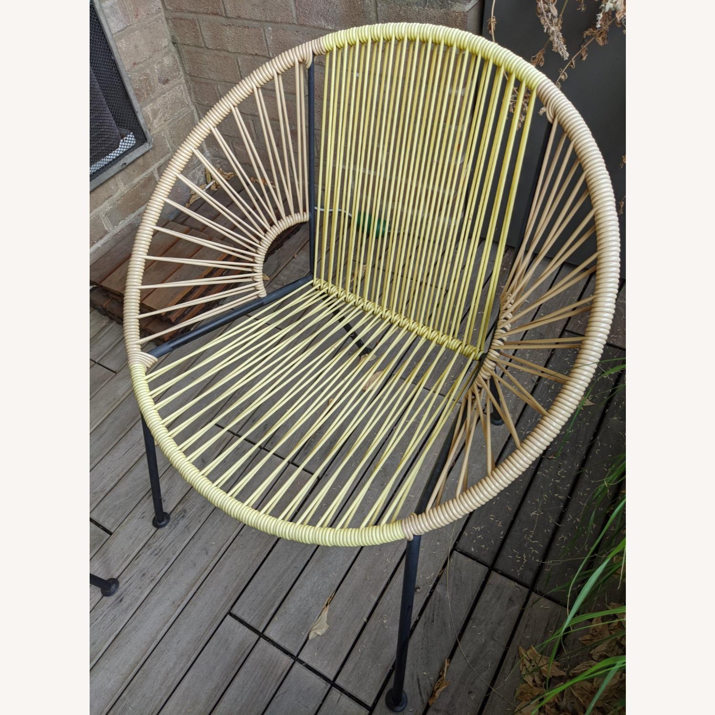 CB2 Ixtapa Outdoor Lounge Chair - image-2