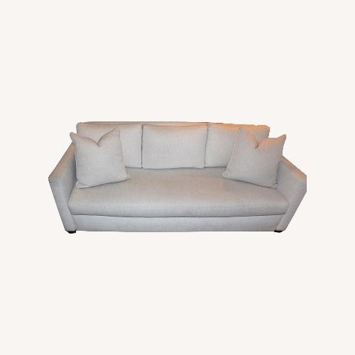 Used Lee Industries Ultimate Upholstered Sofa in Beige for sale on AptDeco