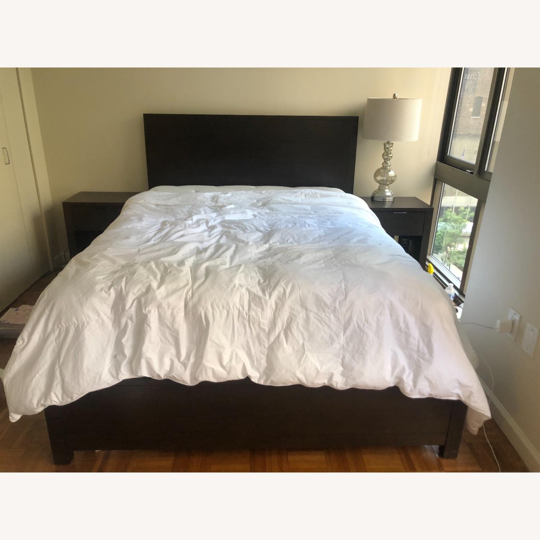 Macy's Tribeca Queen Bed - image-1