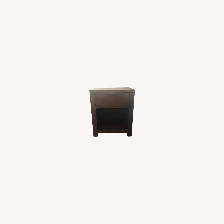 2 Macy's Tribeca Nightstands - image-0
