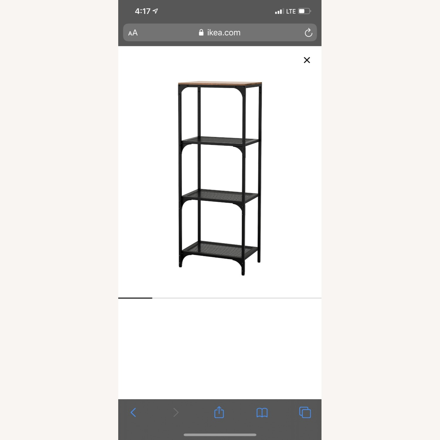 IKEA Industrial Bookshelves - image-1