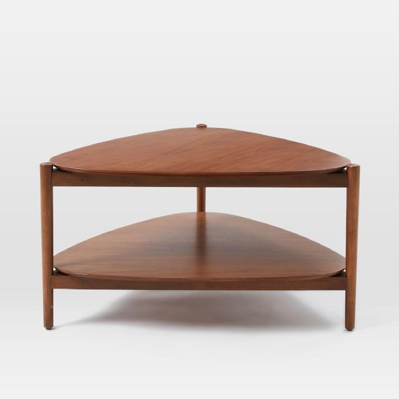 West Elm Retro Tripod Coffee Table - image-12
