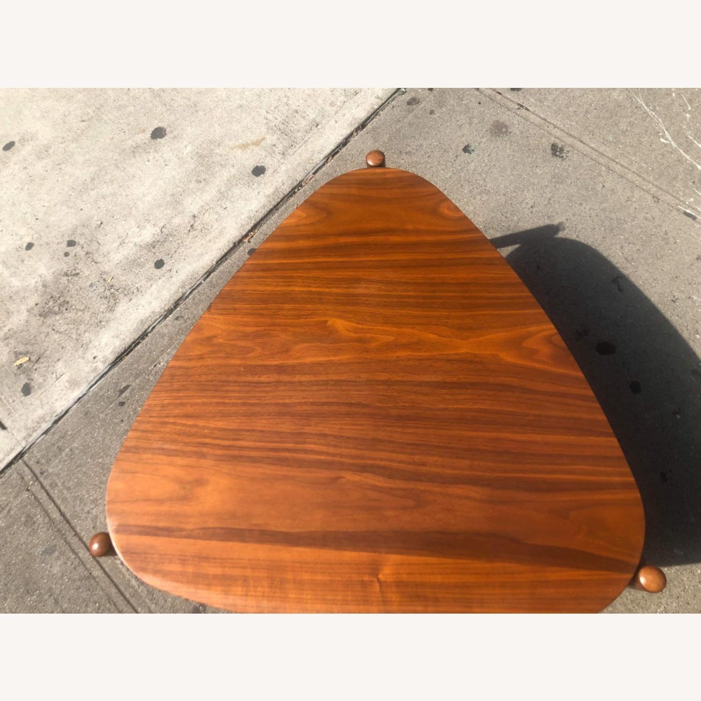 West Elm Retro Tripod Coffee Table - image-5