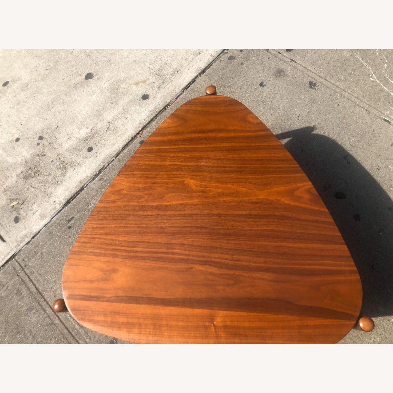 West Elm Retro Tripod Coffee Table - image-6