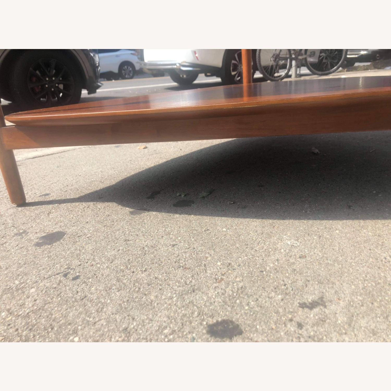 West Elm Retro Tripod Coffee Table - image-9