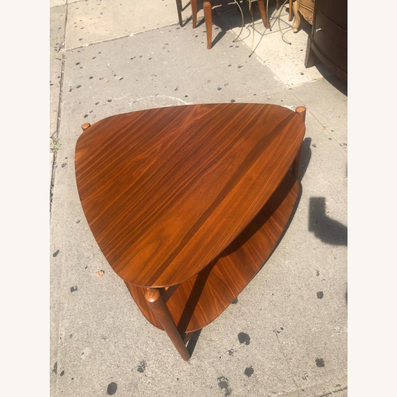 West Elm Retro Tripod Coffee Table - image-7