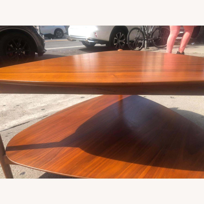 West Elm Retro Tripod Coffee Table - image-3