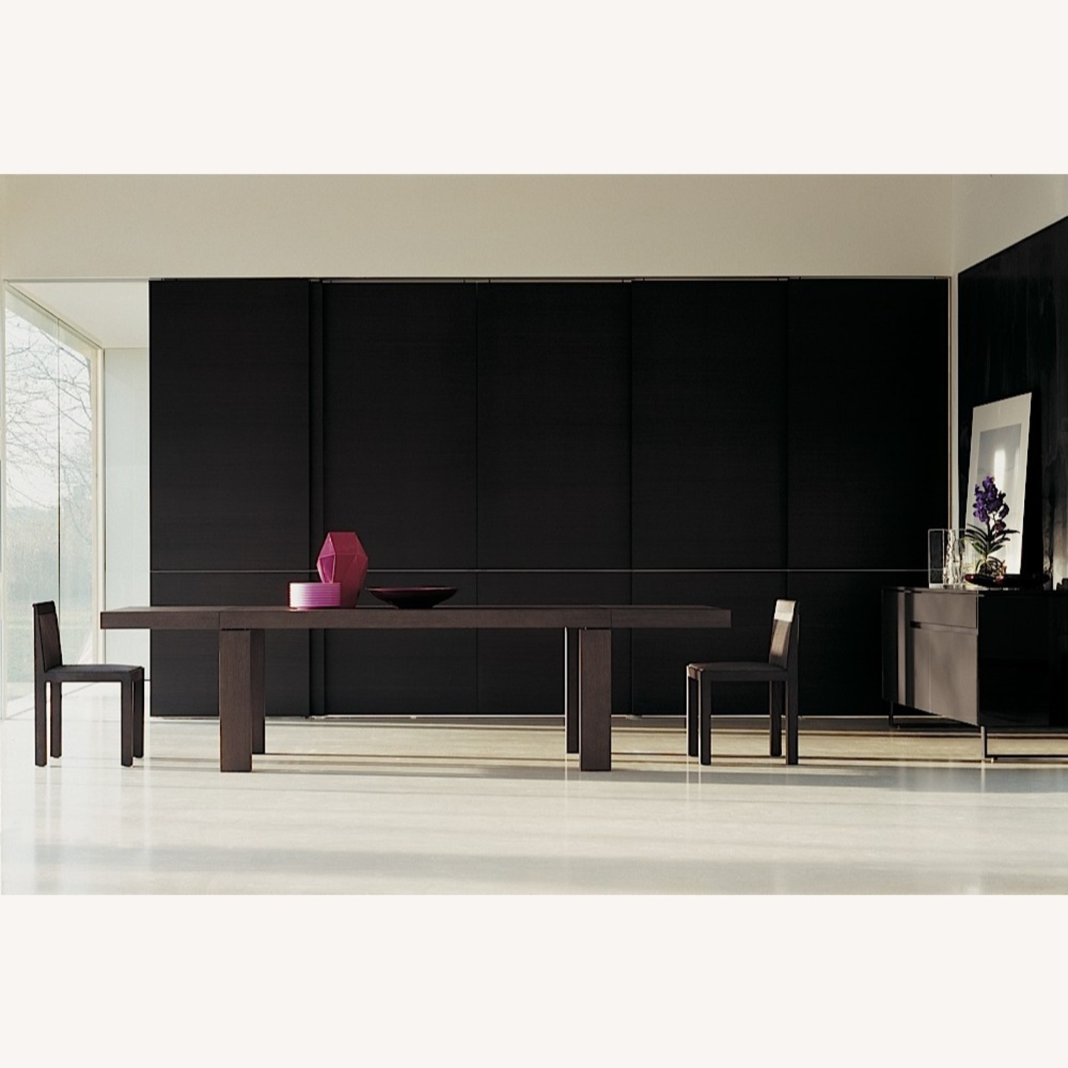 Molteni Luca Meda Extendable Dining Table - image-2