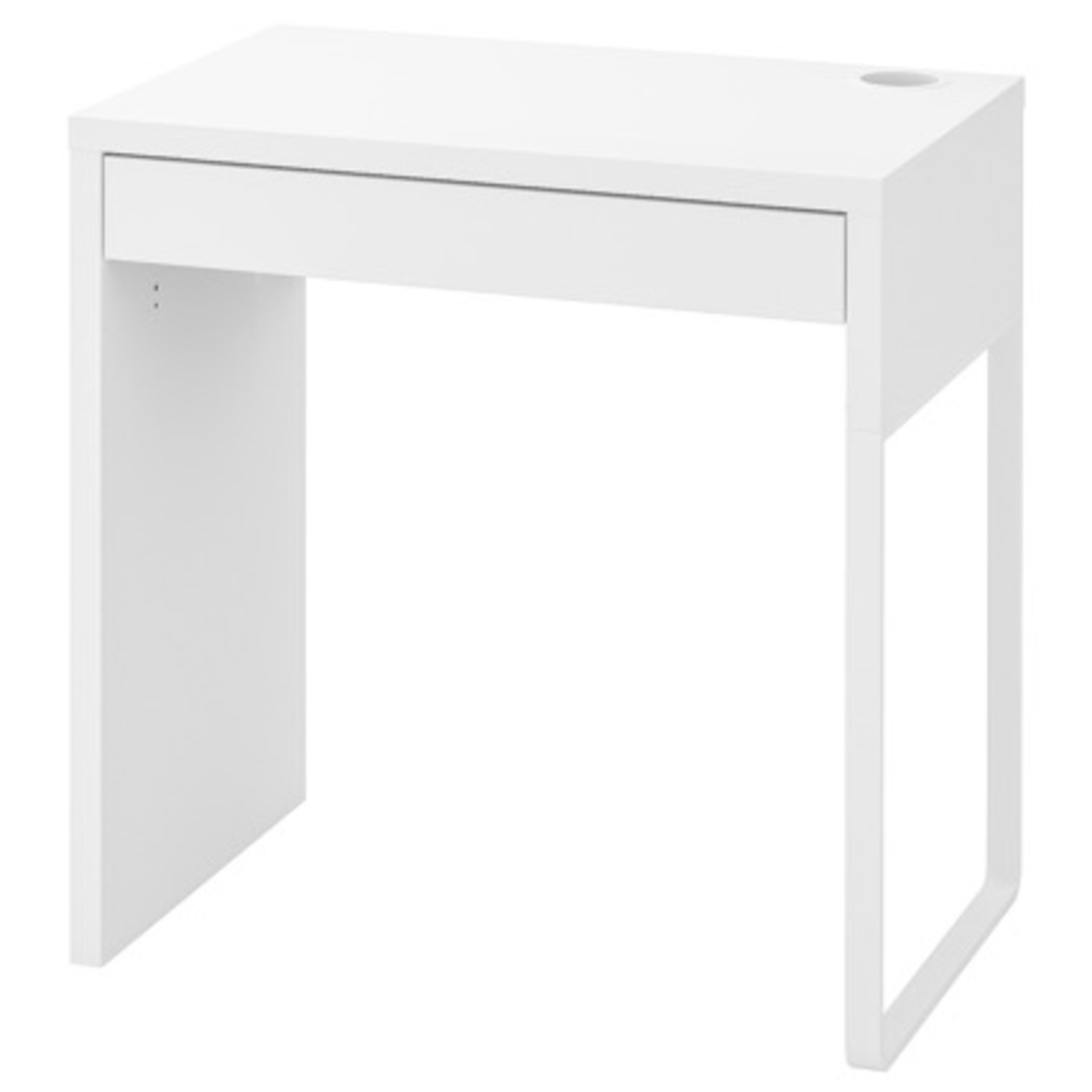 Ikea Small White Vanity Desk Aptdeco