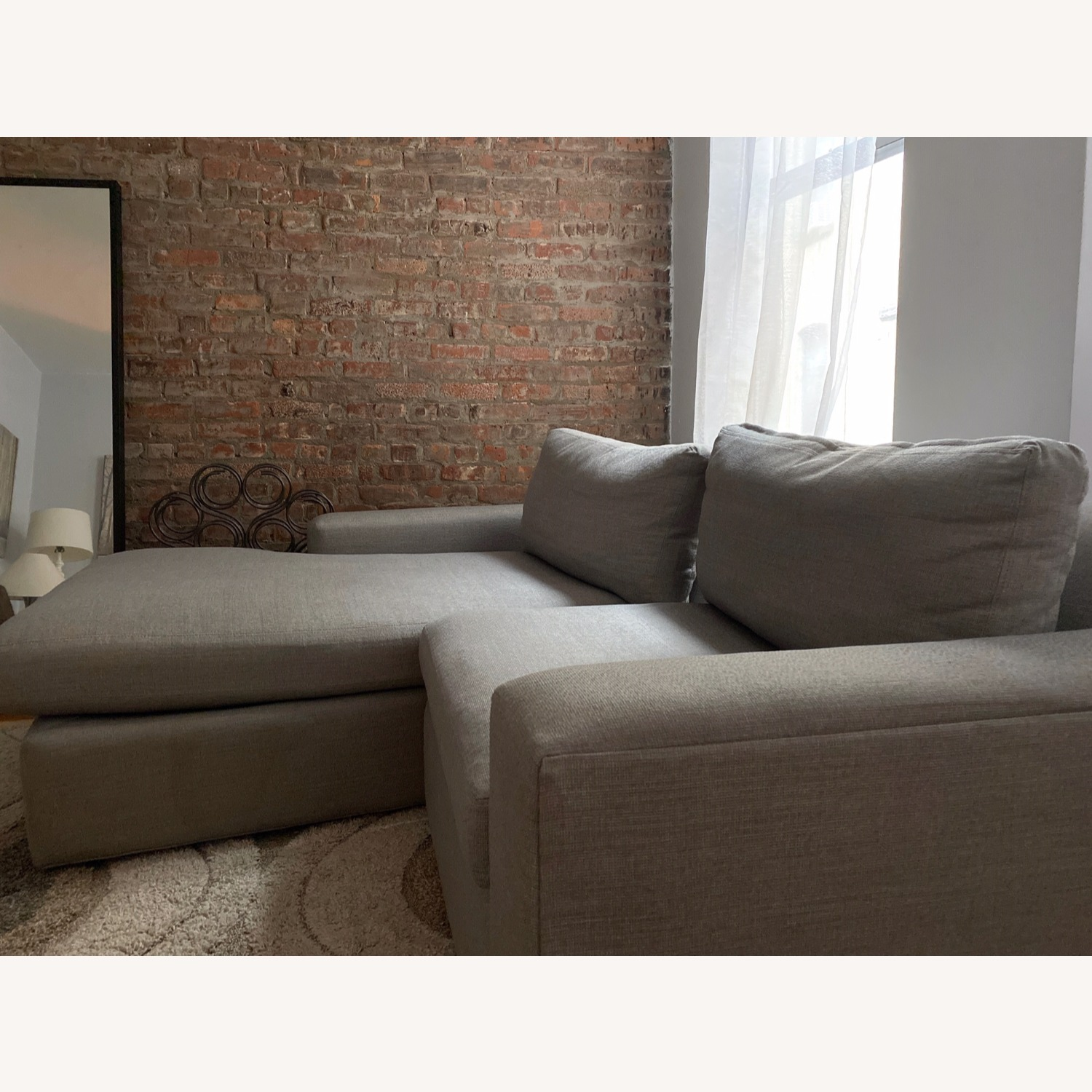 Room & Board Sectional Couch - image-3
