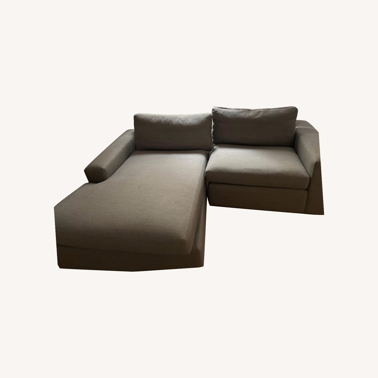Room & Board Sectional Couch - image-0