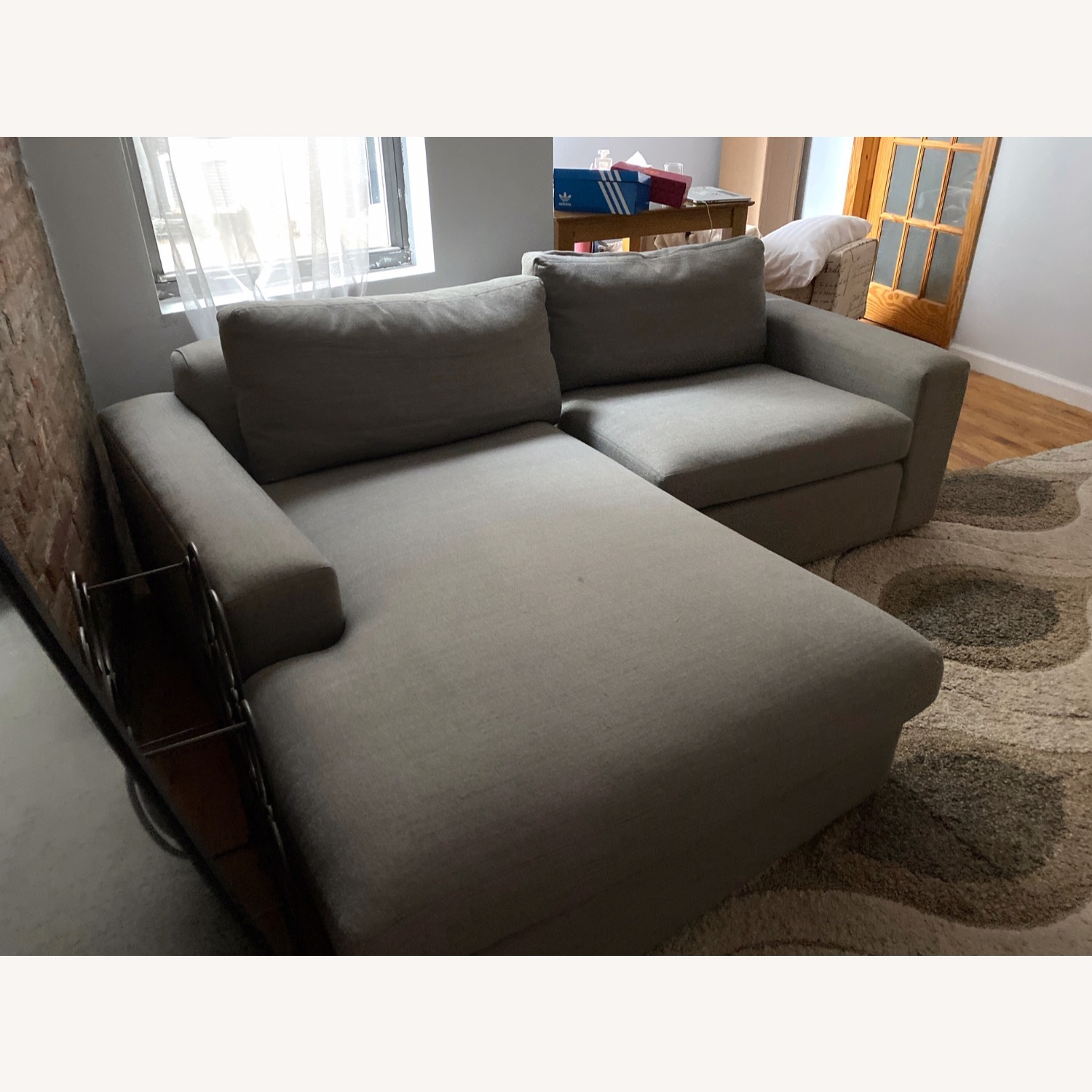 Room & Board Sectional Couch - image-2