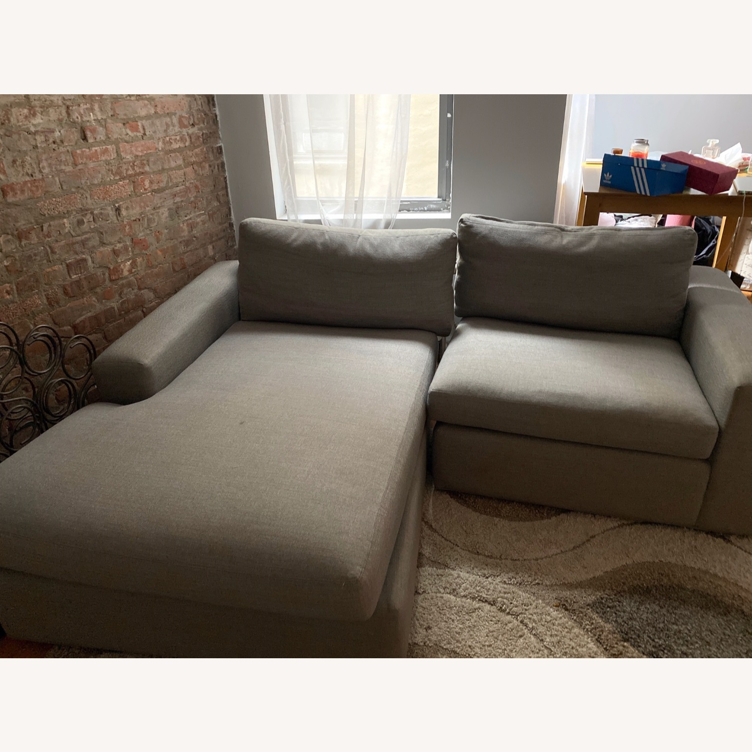 Room & Board Sectional Couch - image-1