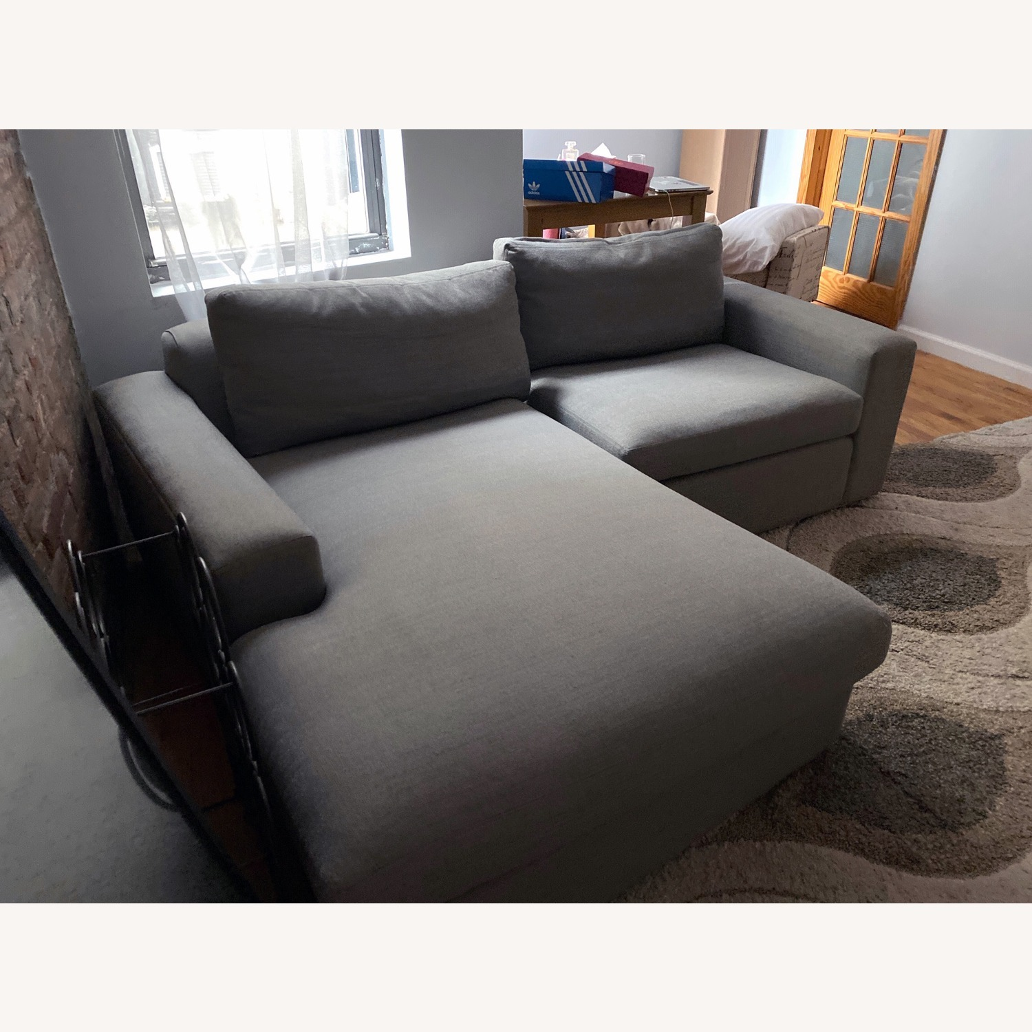 Room & Board Sectional Couch - image-4