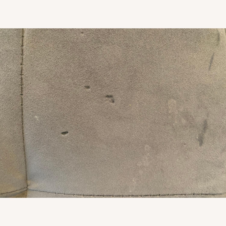 Wayfair 2 Piece Grey Sectional - image-7