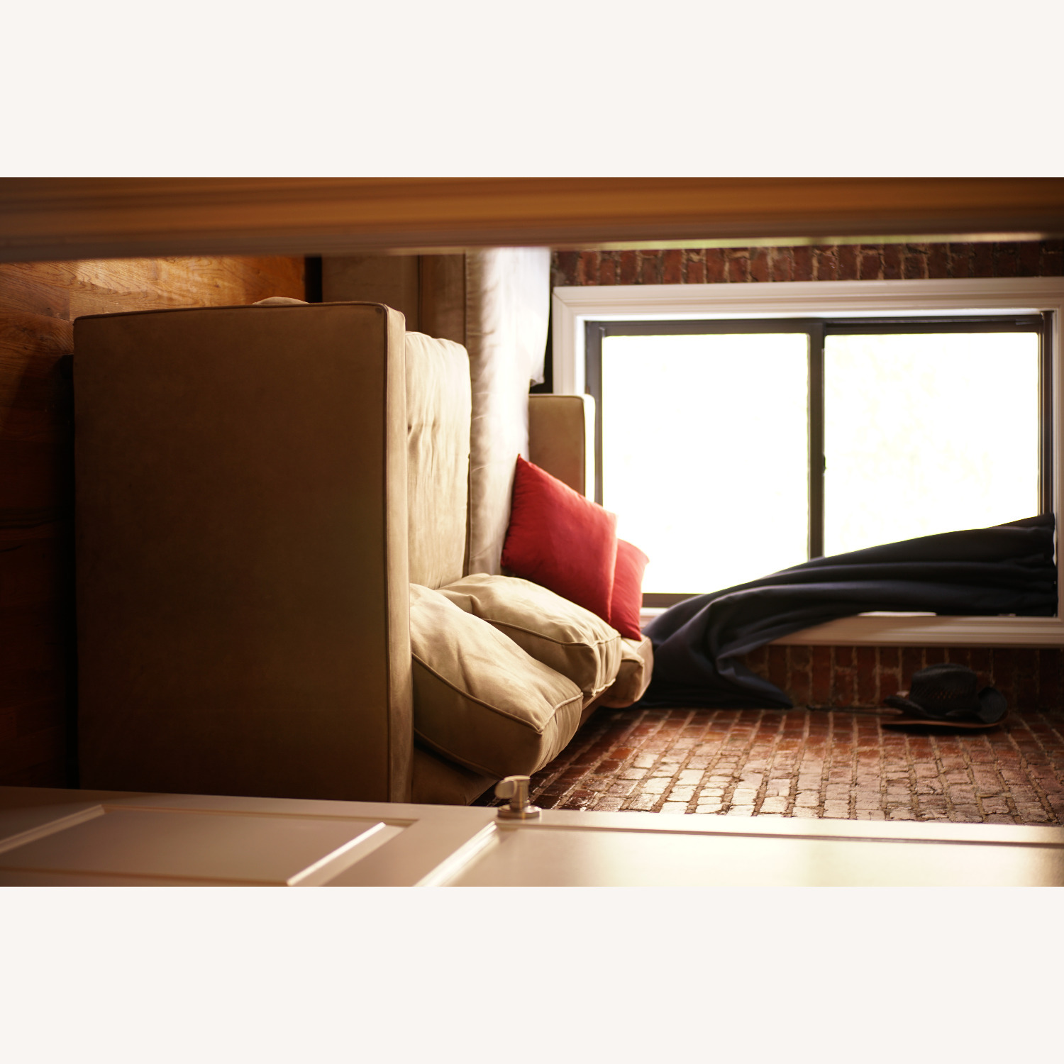 Medium Comfy Couch - image-6