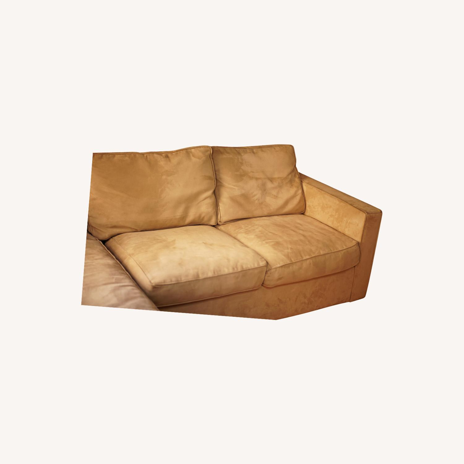 Medium Comfy Couch - image-0