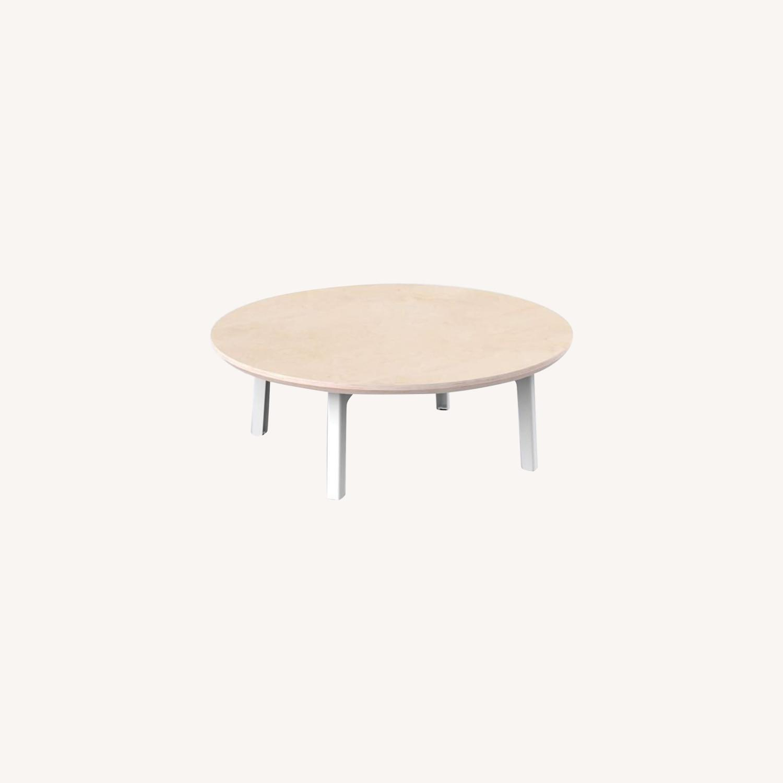 West Elm Floyd Round Coffee Table - image-0