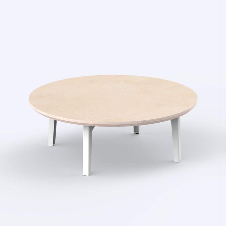 West Elm Floyd Round Coffee Table - image-1