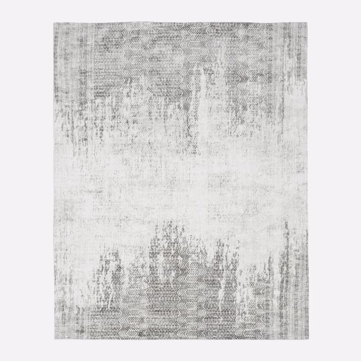 West Elm Pharaoh Distressed Rug - image-0