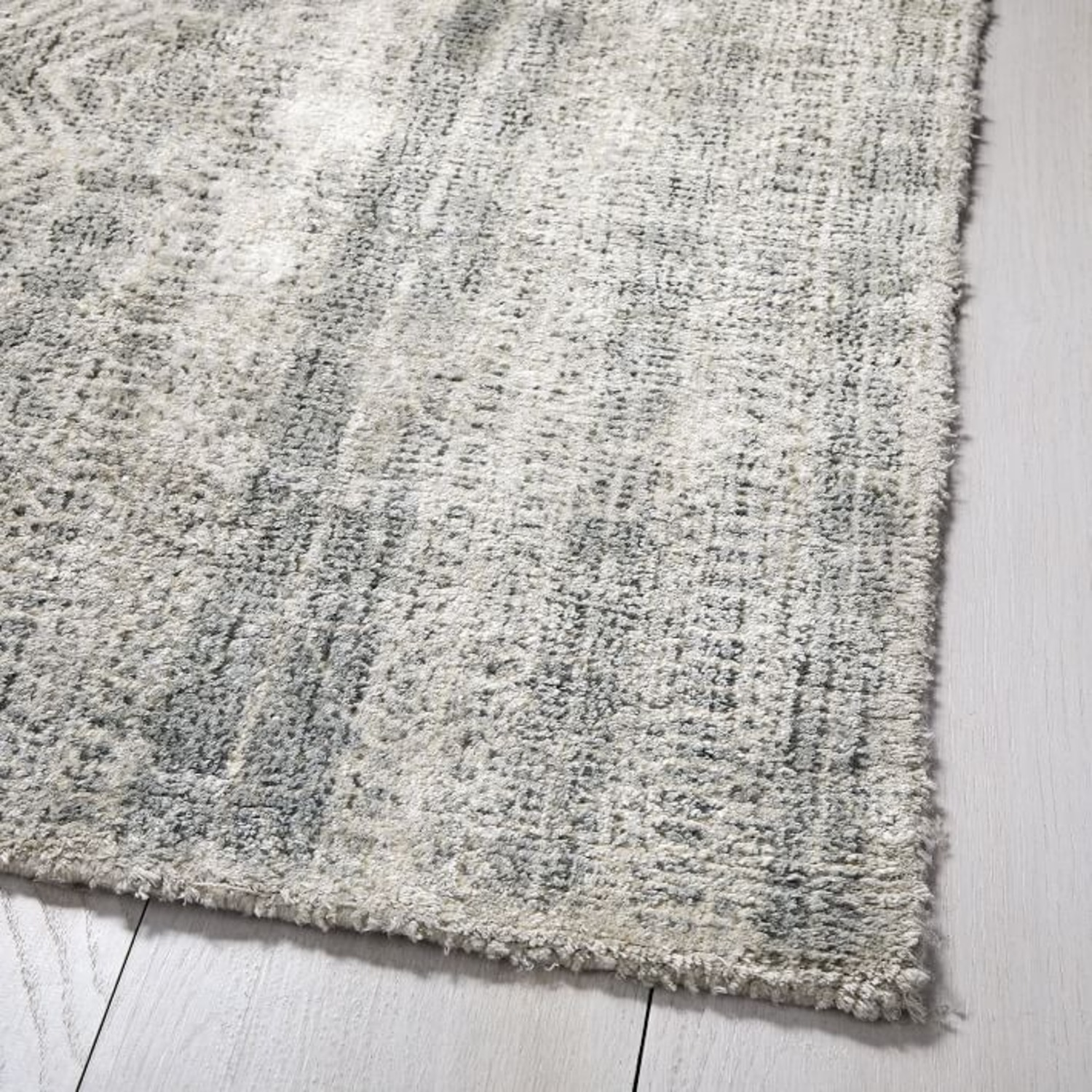 West Elm Pharaoh Distressed Rug - image-2
