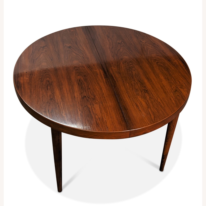 Vintage Danish Kai Rosewood Table (Husty) - image-3