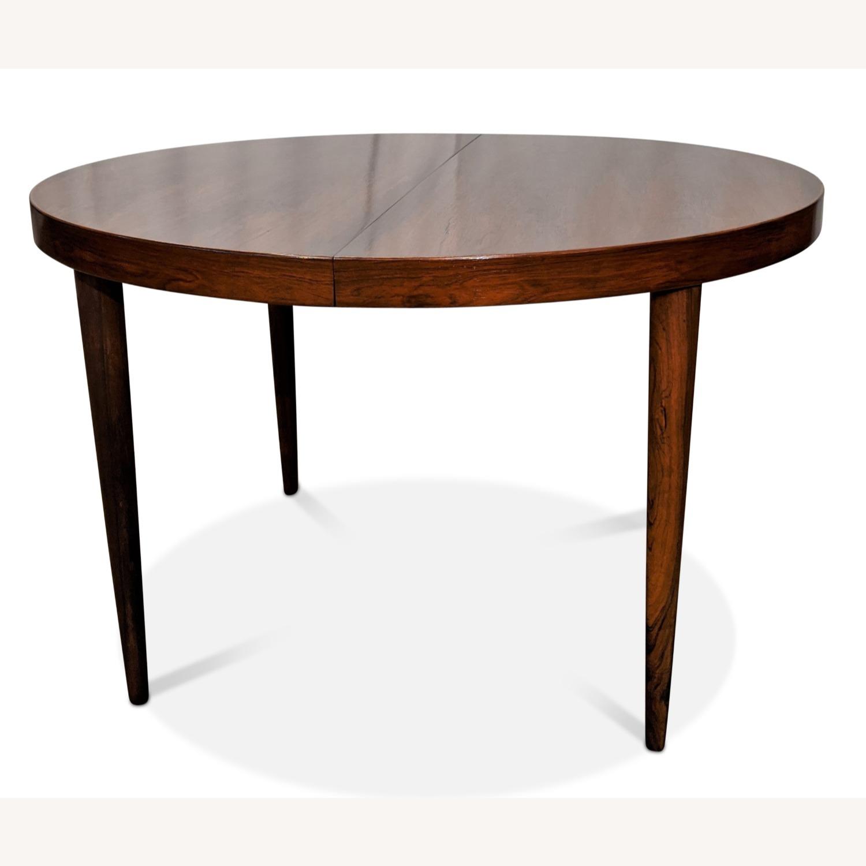 Vintage Danish Kai Rosewood Table (Husty) - image-0