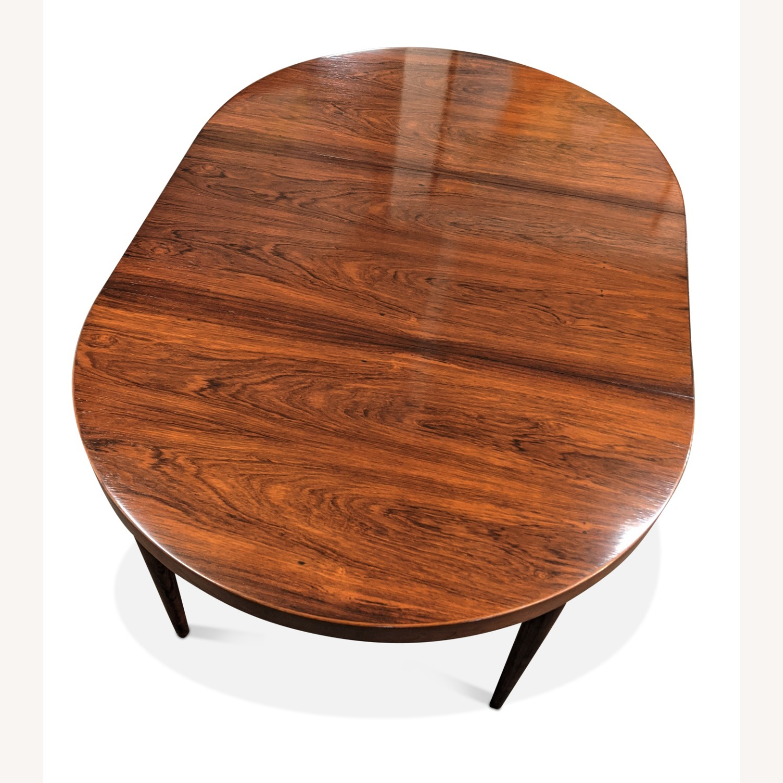Vintage Danish Kai Rosewood Table (Husty) - image-5