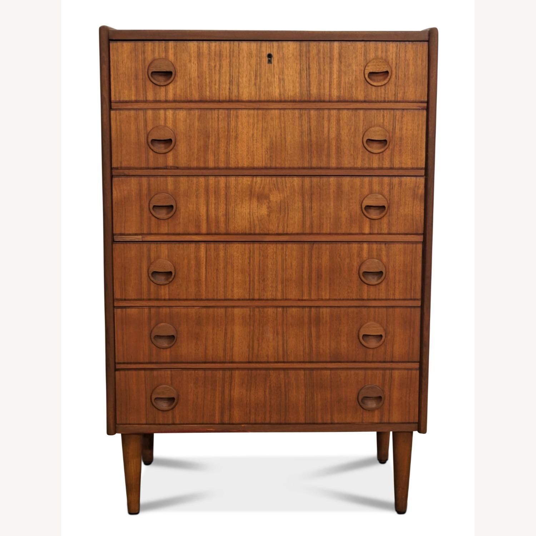 Vintage Danish Teak Dresser - Augusta - image-1
