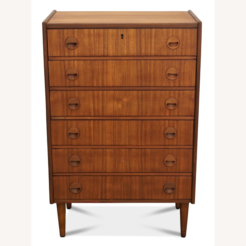 Vintage Danish Teak Dresser - Augusta - image-2