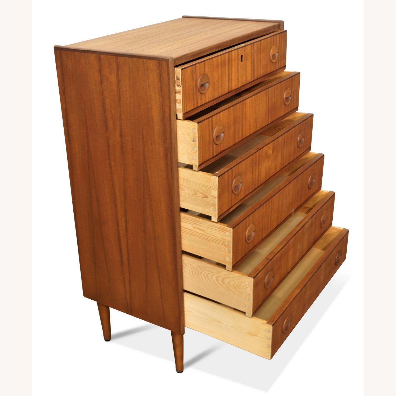 Vintage Danish Teak Dresser - Augusta - image-5