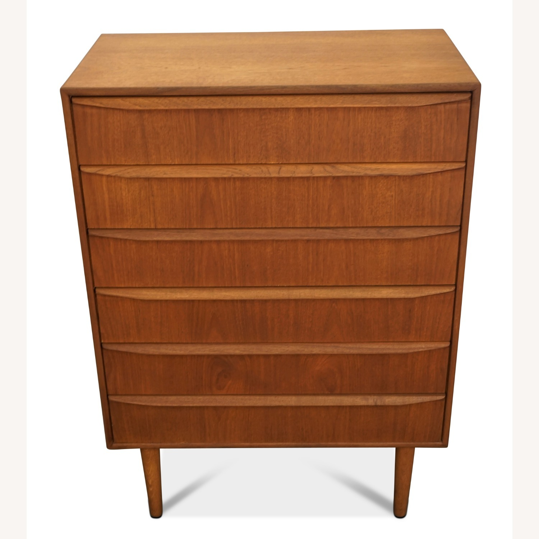 Vintage Danish Teak Dresser (Junne) - image-6