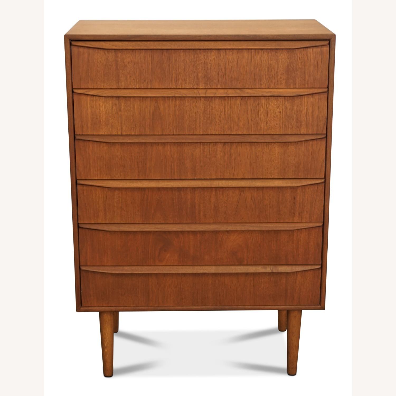 Vintage Danish Teak Dresser (Junne) - image-4